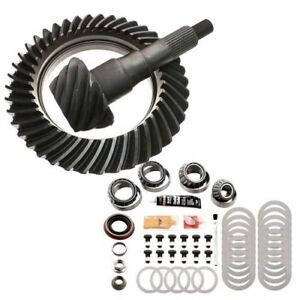 RICHMOND 4.56 RING AND PINION & MASTER KIT TIMKEN - FITS FORD 9.75 1999.5-2010