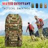 65L Outdoor Military Rucksacks Tactical Bag Camping Hiking Trekking  !