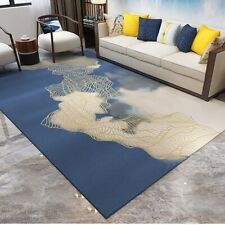 Geometric Light Luxury American Living Room Carpet Nordic Simple Bedroom Carpet