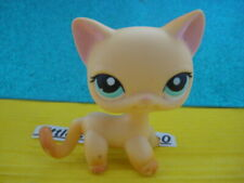 ORIGINAL Littlest Pet Shop  Short Hair Cat  # 339