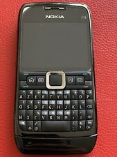 Nokia E71 Black 100% Original New