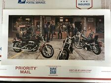 NOS AMF Harley-Davidson Print Set Ironhead Shovelhead Touring Sportster FLH FXE