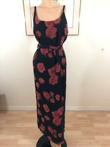 VICKY VALE Woman Evening/Dinner Dress SZ 12 Sleeveless