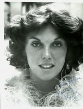 Young TYNE DALY Signed Photo