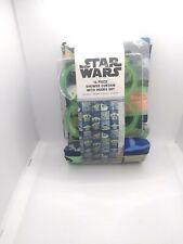 New Star Wars Mandalorian Shower Curtain + Hooks 13 Pc Baby Yoda 72 x 72 Fabric