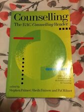 Counselling: The BACP Counselling Reader: v. 1 by SAGE Publications Ltd (Paperb…