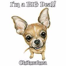 I'm a Big Deal Chihuahua Tote