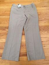 NWT Casual Corner Stretch Pants beige Size 14