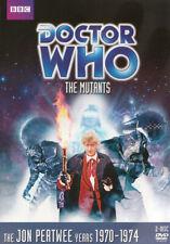 DOCTOR WHO - THE MUTANTS (JON PERTWEE) (1970-1974) (STORY - 63) (DVD)