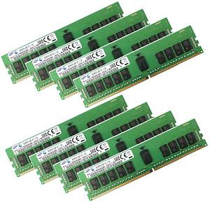 8x 16GB 128GB RAM DDR4 2400 MHz ECC REG für HP Compaq Server Synergy 620 Gen9