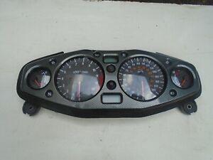 SUZUKI GSX 1300 R  Hayabusa 2002  Clocks