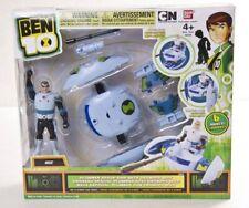 Bandai 2012 Ben10 Set Ben 10 Max starship 10 cm NEW