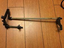 1996 EVINRUDE JOHNSON 115HP Throttle arm SHAFT 0335815 SHAFT, Roller arm 0335544