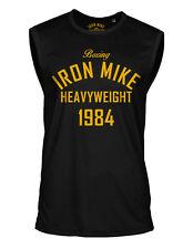 Boxing Iron Mike Tyson Sleeveless Shirt Heavyweight Olympic 1984 Sleeveless