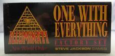 Illuminati New World Order Factory Set One With Everything
