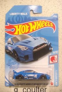 2021 HOT WHEELS J-IMPORTS LB-SILHOUETTE WORKS GT NISSAN 35GT-RR VER. 2 LONG CARD