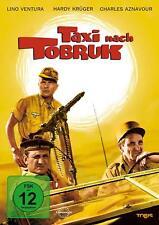 Taxi nach Tobruk DVD neu 1961 Lino Ventura Charles Aznavour Hardy Krüger deutsch