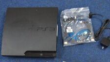 Sony PlayStation 3 Slim 320 GB Charcoal Black Console