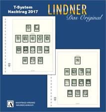 Lindner Nachtrag 2017 Deutschland Freimarken-Ausgab (T120b/D) ersch. 23.1.18 BRD