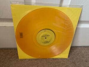 "Underworld – Rez 12"" Limited Edition Yellow Vinyl"