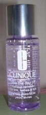 2 Clinique Take The Day Off Makeup Remover For Lids, Lashes & Lips 1.7 oz Silver