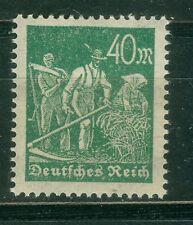 Deutsches Reich 244b , ** , Infla geprüft