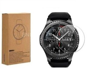 2 X Tempered Glass Screen Protector for Samsung Gear S3 frontier LTE