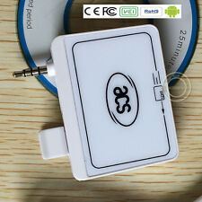 Portable POS Magnetic Chip Card Reader Writer Support Android/iOS Mobile device
