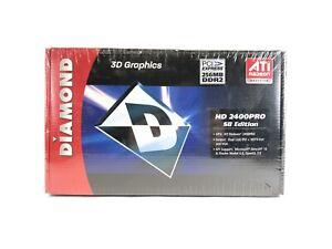 Diamond 3D Graphics HD 2400PRO SB Edition 512MB