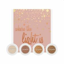 ❤ Colourpop Eyeshadow Quad Set in Where the Light is ❤