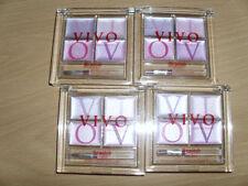 3 x VIVO LIP LOSS QUAD WITH FINE LIP BRUSH #1 BEWITCH *  NEW & SEALED