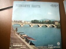 "7"" EP PIEMONTE CANTA VOL.3 LA MONFERRINA SAVINO JANNONE GIANNI CUCCO EX/N/MINT"