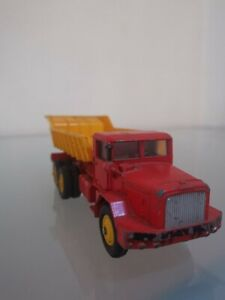 camion benne berlet GBO super dinky meccano