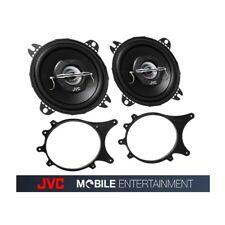 BMW e36 3er Compact Kit de montage JVC 2 voies haut-parleur 250w 13cm + voiture LSP anneaux