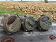 New listing Guide Wwii Jeep Tail Lights, Gmc Vehicle Tail Lights, Vintage Military Parts