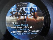 PUTTIN ON THE HITS VINYL LP VARIOUS ARTISTS RELL FEAT. JAY Z, SKILLZ, MASTER P