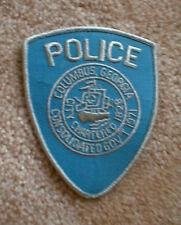 COLUMBUS (Georgia) Police patch