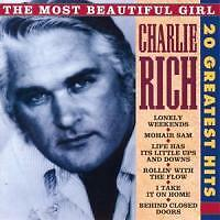 The Most Beautiful Girl-20 Greate von Charlie RICH (2003)