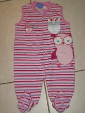 NEW Snugtime Girls SUMMER Sleeping Bag/Sleep Suit  Sz 0