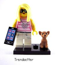NEW LEGO MINIFIGURES SERIES 10 71001 - Trendsetter
