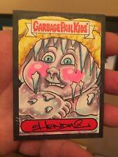 Garbage Pail Kids Sketch Card 2015 Series 1 Chenduz Rookie RARE