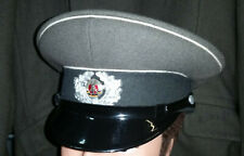EAST GERMAN OFFICERS CAP - COLD WAR WARSAW PACT COLLECTIBLE MINT UNISSUED