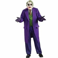 Batman Dark Knight The Joker Deluxe Adult Costume Standard One-size