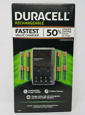Duracell is1000 Rechargeable NiMH Battery 6 x AA + 2 x AAA Precharged Batteries