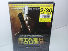 Stash House (DVD, Region 1, Widescreen, 2012, Canadian) NEW - Extras - No Tax
