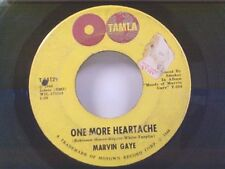 "MARVIN GAYE ""ONE MORE HEARTACHE / WHEN I HAD YOUR LOVE"" 45"