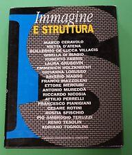 Immagine e struttura - Paolo Levi - Catalogo arte - 1^ Ed. G. Mondadori 1992