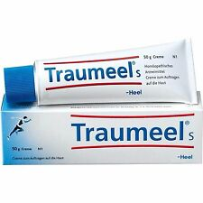 TRAUMEEL S Cream 50g Anti-Inflammatory Pain Relief, Exp.08/2019