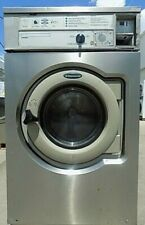 Wascomat Front Load Stainless Steel Washer Coin Op, 3Ph, Model: W630 [Refurb]