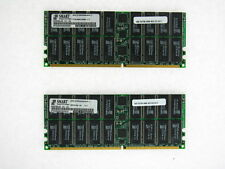 8GB 2x 4GB PC2700 DDR-333 Reg ECC Server Memory 184 pin High Profile RAM TESTED